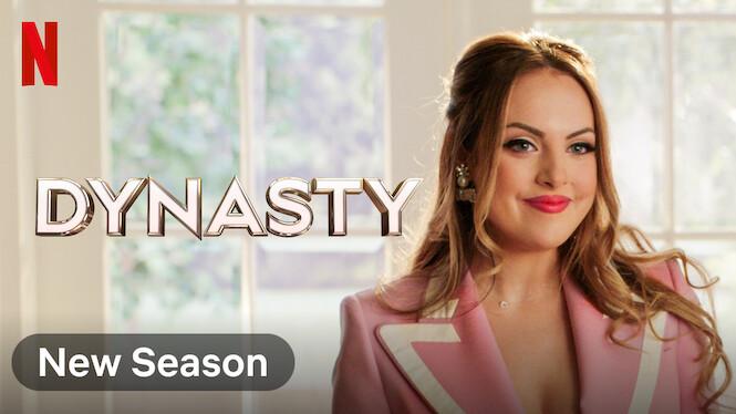 Dynasty on Netflix Canada