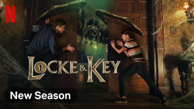Locke & Key on Netflix Canada